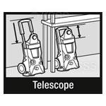 Kärcher telescopic handle