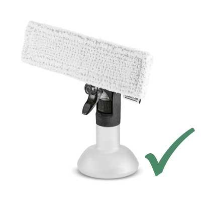 k rcher wv mikrofaserwischbezug outdoor 2 stk k rcher store schreiber. Black Bedroom Furniture Sets. Home Design Ideas