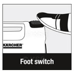 Large foot switch