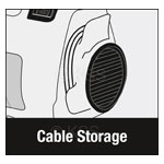 Cable storage