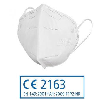 FFP2 Respirator certified according to FFP2 standard