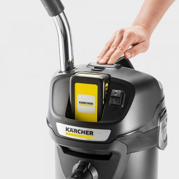 Kärcher battery-operated ash vac AD 2 Battery