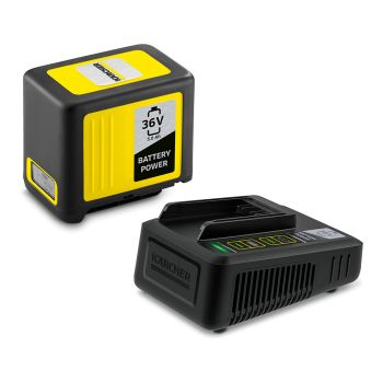 Kärcher Starter Kit Battery Power 36 V / 5,0 Ah