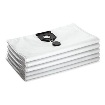 Kärcher Fleece filter bags (5 pcs.) for NT 40/1, NT 50/1