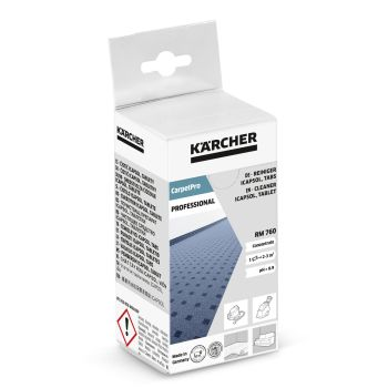 Kärcher RM 760 CarpetPro Cleaner Tablet (16 pcs.)