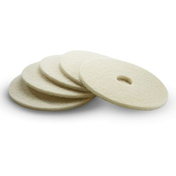 Kärcher Pad, soft, beige (330 mm)