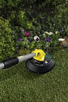 Kärcher Battery-powered lawn trimmer LTR 18-30 Battery