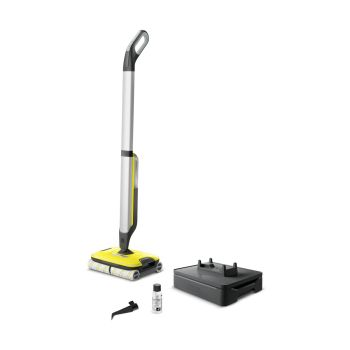 Kärcher hard floor cleaner FC 7 Cordless yellow