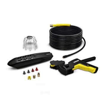 Kärcher Gutter and Pipe Cleaning Kit