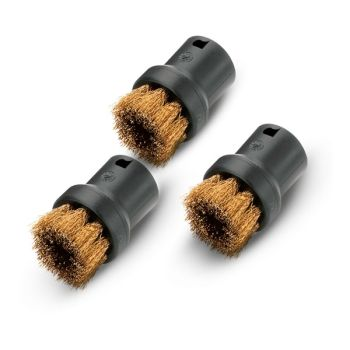 Kärcher Round brush set with brass bristles (SC)