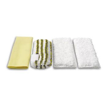 Kärcher Set of microfibre cloths - bathroom