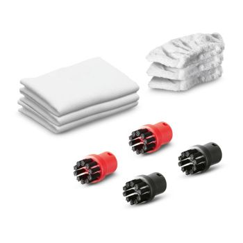 Kärcher Universal accessory kit for steam cleaner