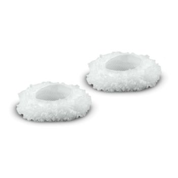 Kärcher Microfibre cover for big round brush (2 pcs.)