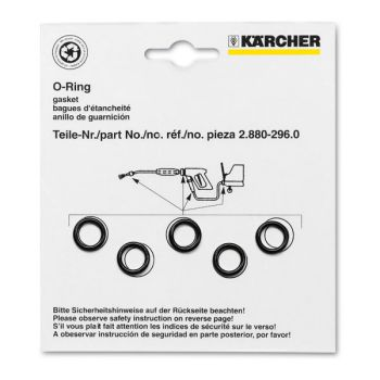 Kärcher O-Ring-Set (5 Stk.)