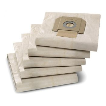 Kärcher Paper filter bags, 5 pcs. (NT)