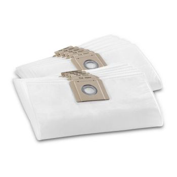 Kärcher Filter bags, Fleece (10 pcs.) T 10/1, T 12/1