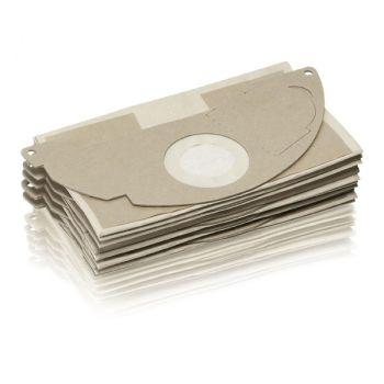 Kärcher Papierfiltertüten 5 Stück 6.904-285.0 Staubsaugerbeutel