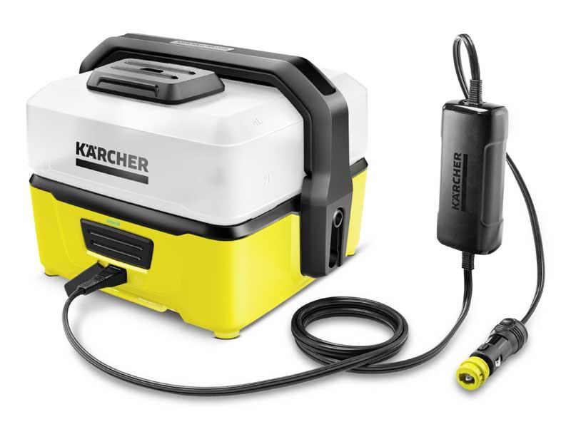 K/ärcher Kfz-Adapter f/ür OC 3