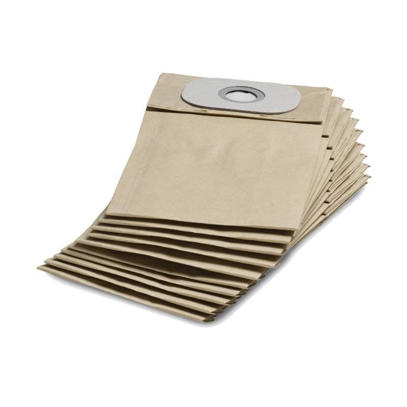 20 sacs pour aspirateur sp6 adapté pour Karcher VC 5200