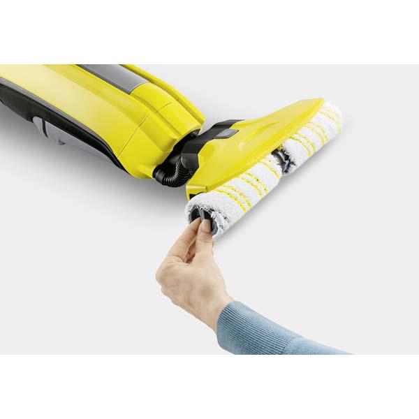 k rcher mikrofaser walzen gelb fc 3 fc 5 k rcher store schreiber. Black Bedroom Furniture Sets. Home Design Ideas