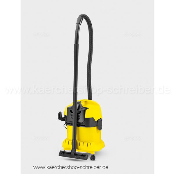 Turbodüse Bodendüse mit rotierenden Bürste für Kärcher WD 4 1.348-111.0
