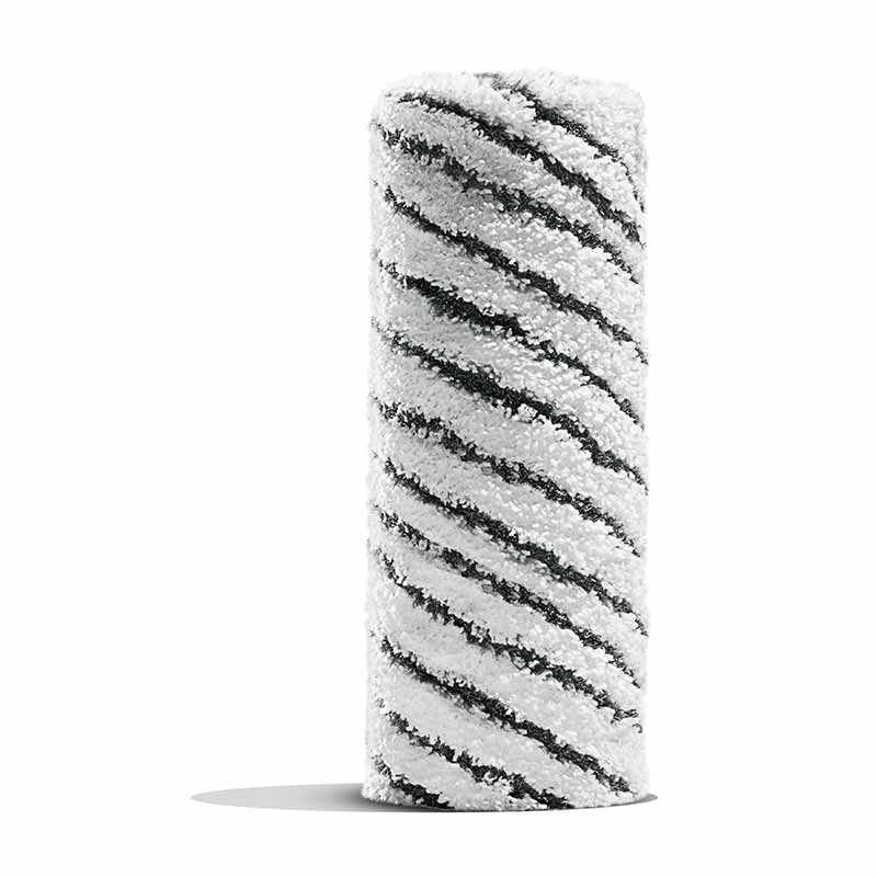 /ø32mm-38mm, poils naturels Wessper Brosse /à poussi/ère ovale diam/ètre pour Karcher WD5 1.348-191.0