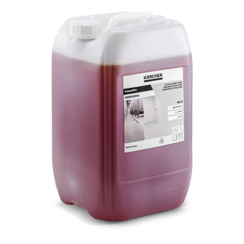 Kärcher Active cleaner, acid, RM 25 ASF, concentrate (10 l)