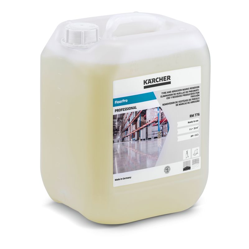 Kärcher RM 776 Wheel marks and rubber dust cleaner (10 l)