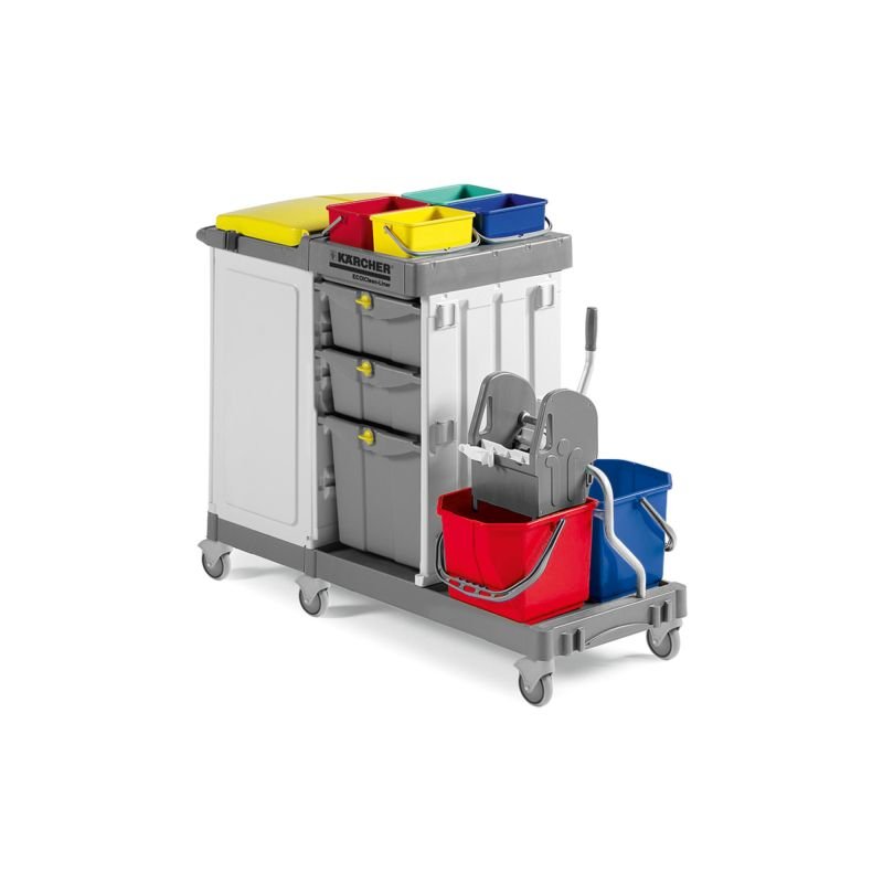 kaercher-trolley-ecoclean-liner-press