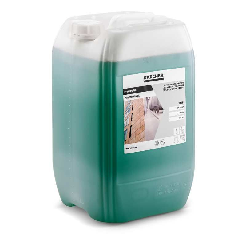Kärcher Active cleaner, neutral, RM 55 ASF, concentrate (20 l)