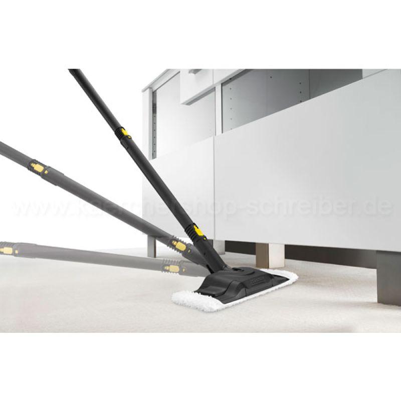 Kärcher Bodendüse Comfort Plus mit Mikrofaser Bodentuch für Dampfreiniger
