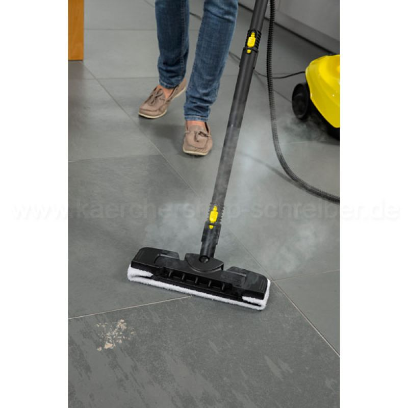 Floor Steam Cleaner Reliable 500cc Clean Tile Flooring