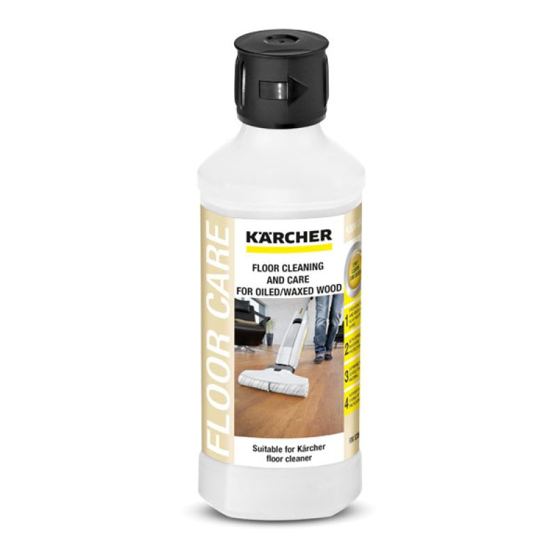 Kärcher RM 535 Floor Cleaning and Care for oiled/waxed wood (500 ml)